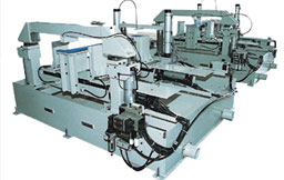 Upstream and Downstream Equipment for Precutting Processing Machine